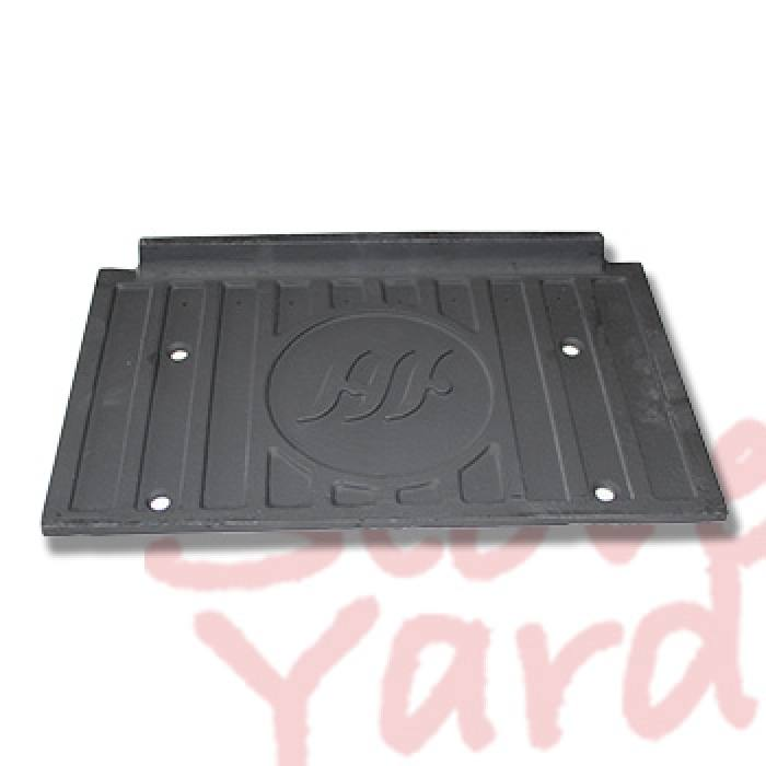 Graphite 8 Cast Iron Back Brick