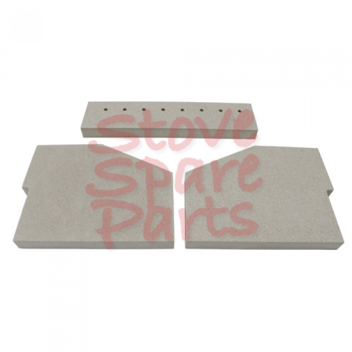 Henley Skellig Fire Brick Set