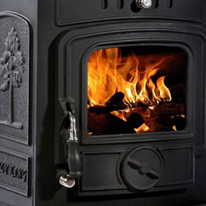 Lilyking 629 Stove Glass