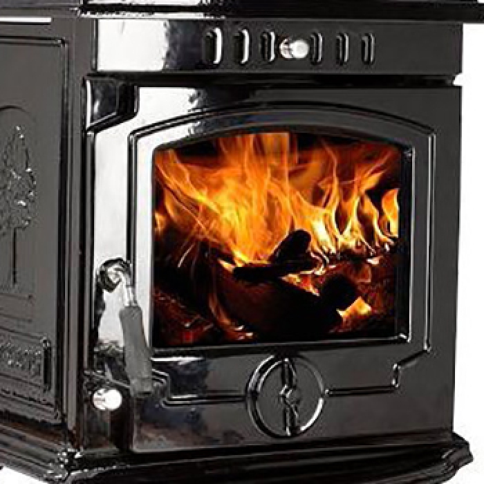 Lilyking 659 Stove Glass